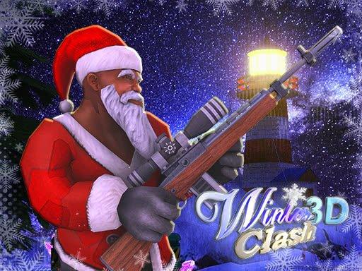 Juega Winter Clash 3D juego