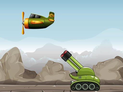 Juega Tank Defender juego