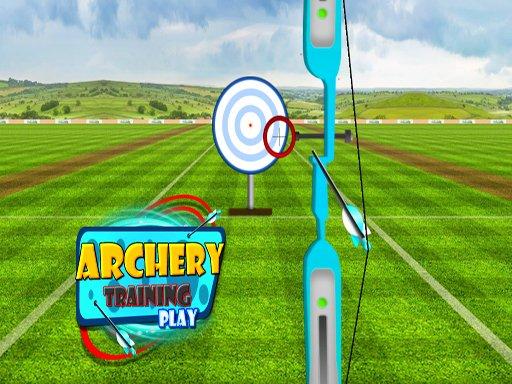 Juega Archery Training juego