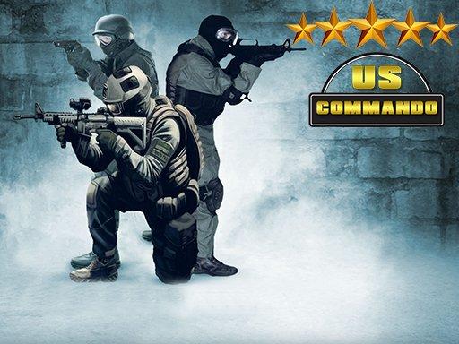 Juega US Commando juego