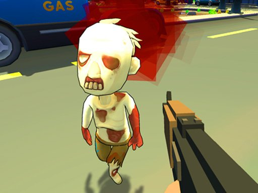 Juega Pixel Zombie Die Hard.IO juego