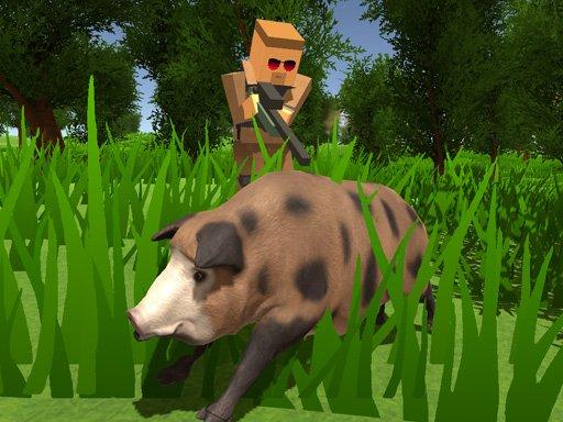 Juega Pixel Hunting.IO juego