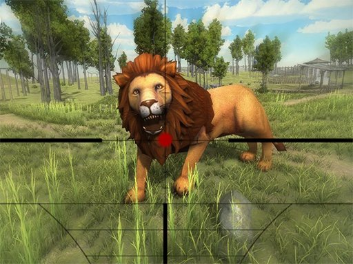 Juega Lion Hunting 3D juego