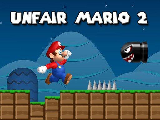 Juega Unfair Mario 2 juego