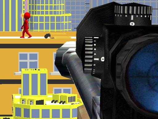 Juega Stickman Sniper 3D juego