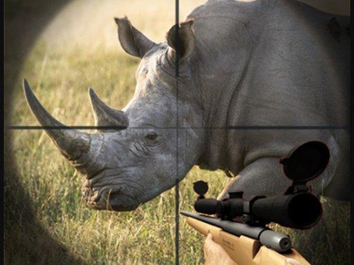 Juega Rhino Hunter Shooting Strike juego