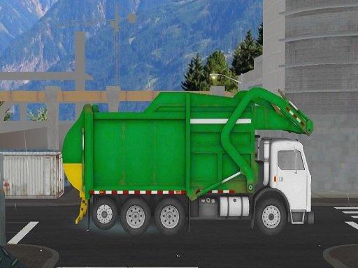 Juega Garbage Truck Sim 2020 juego
