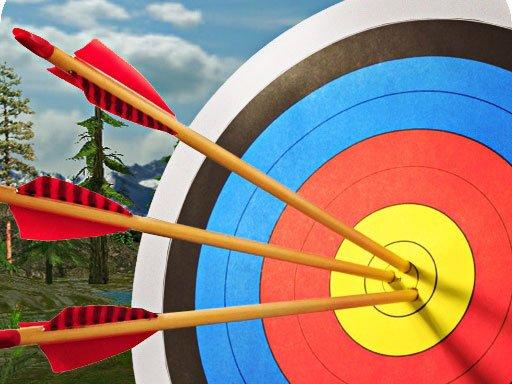 Juega Archery Clash Master Blast 3D juego