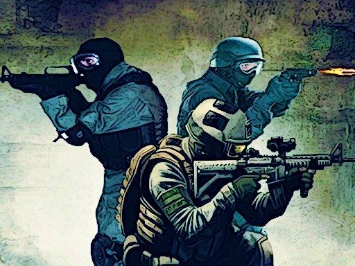 Juega Commando juego
