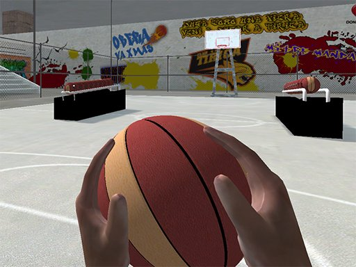 Juega Basketball Simulator 3D juego
