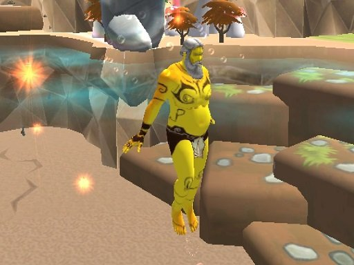 Juega Aqua Man Sea Fight juego