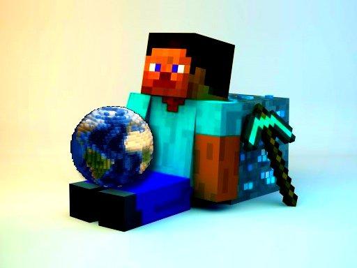 Juega Minecraft Earth Survival juego