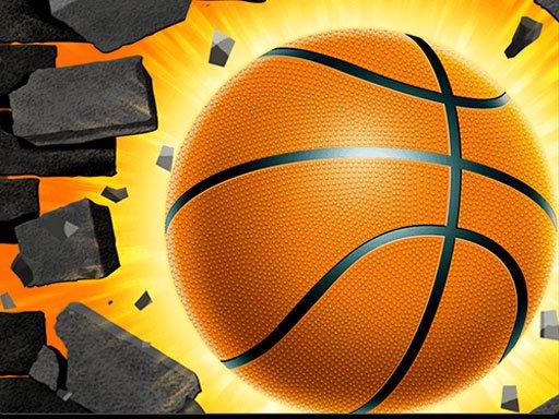 Juega Basket Ball Hoops Shoot juego
