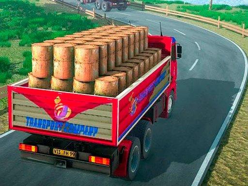Juega Indian Truck Driver Cargo Duty Delivery juego