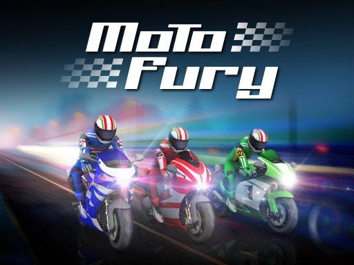 Juega Moto Fury juego