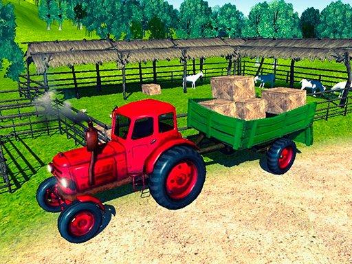 Juega Farmer Tractor Cargo Simulation juego