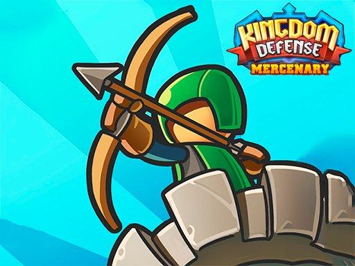 Juega Kingdom Defence: Mercenary juego