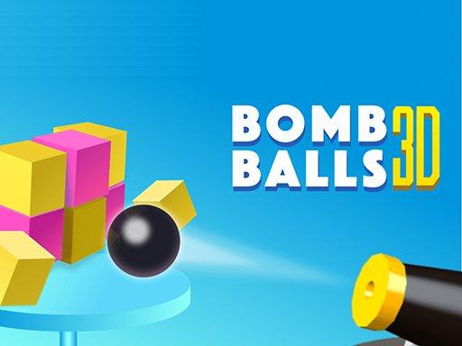 Juega Bomb Balls 3D juego