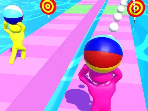 Juega Tricky Ball Runner juego