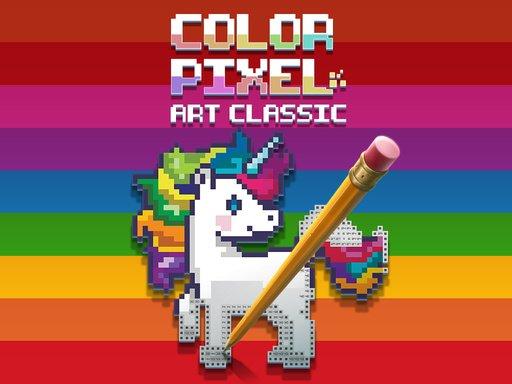 Juega Color Pixel juego