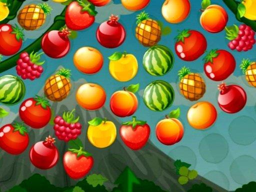 Juega Bubble Shooter Fruits Wheel juego