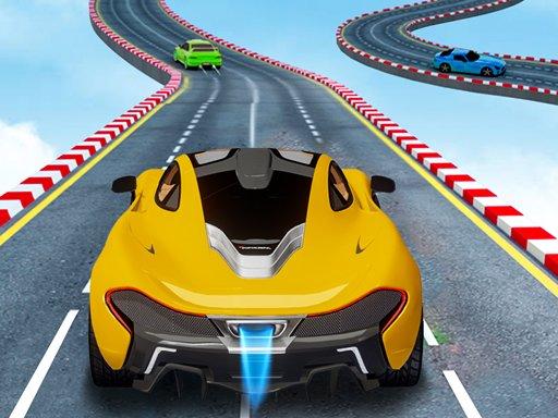 Juega Crazy Car Impossible Sky Tracks juego