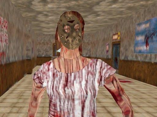 Juega Creepy Evil Granny juego