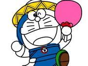Juega Doraemon Coloring Book juego
