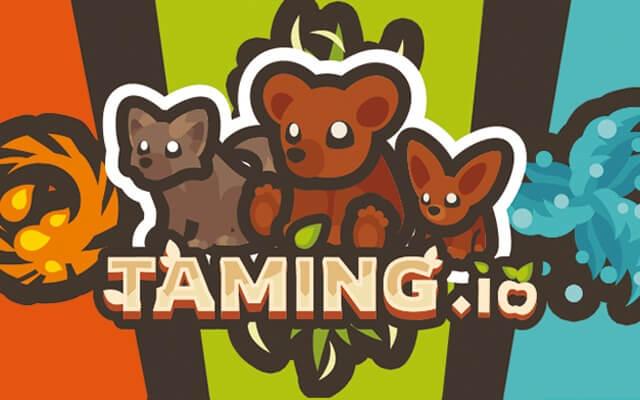 Juega Taming.io juego