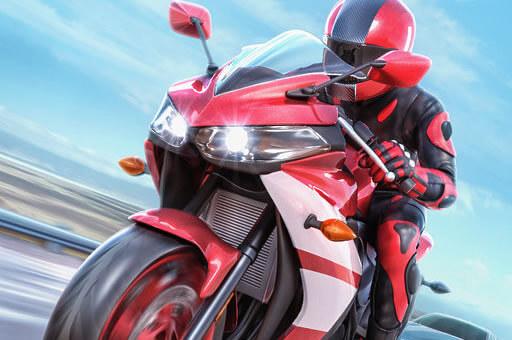 Juega Rocket Bikes Highway Race juego