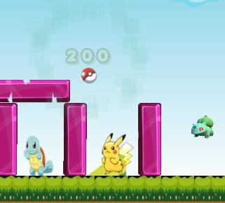 Juega Angry Pokimon juego