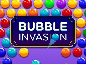 Juega Bubble Invasion juego