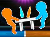 Juega Drunken Table Wars juego