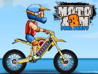 Juega Moto X3M Pool Party juego