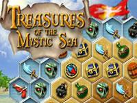 Play Treasures of the Mystic Sea Game