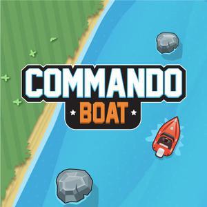 Juega Commando Boat juego