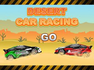 Juega Desert Car Racing juego