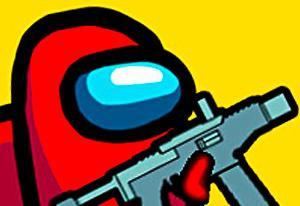 Juega Among Us Crazy Shooter juego