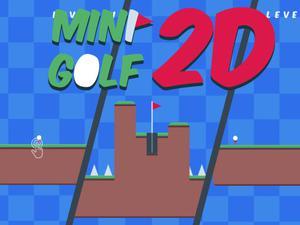 Juega Mini Golf 2D juego