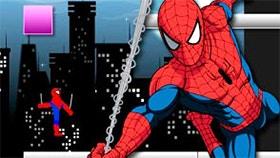 Juega Spiderman City Raid juego
