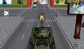 Play 3D Tank Racing Game