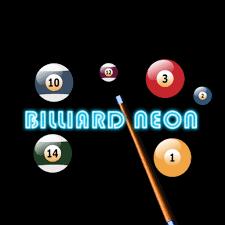 Juega Billiard Neon juego