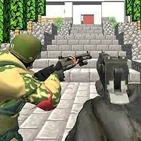 Juega Blocky Siege juego