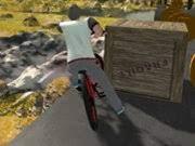 Juega Parkour Heroes BMX Stunt Bike juego