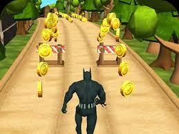 Play Subway Batman Runner Game