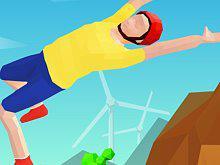 Juega Backflip Dive 3D juego