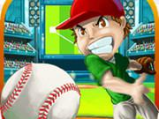 Play Baseball Kid Pitcher Cup Game