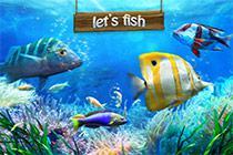 Juega Let's Fish – Vamos a pescar juego