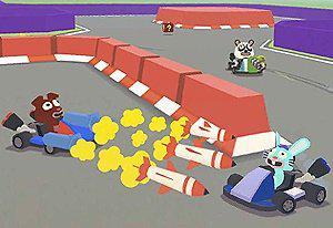 Juega Smash Karts juego