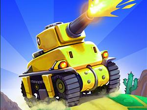 Play Tank Battle Multiplayer Game